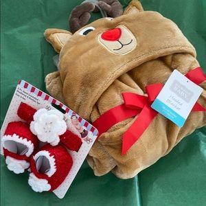 Christmas baby girl gift! 🎁